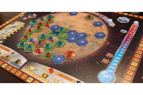 "Terraforming Mars review: Turn the ""Red Planet"" green with ..."