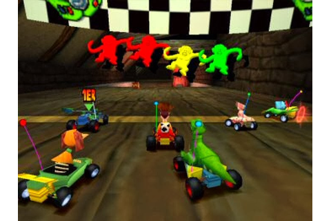 Infinite Games: Toy Story Racer