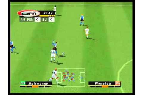 Video: PSX PS1 ESPN MLS GameNight