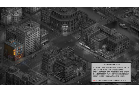 Metropolis: Lux Obscura - Images & Screenshots | GameGrin