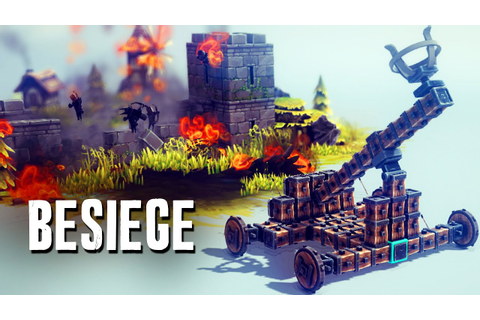 BESIEGE v0.25 full gratis [PC][MEGA][mediafire ][2016 ...