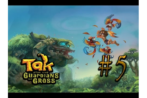 Tak and the Guardians of Gross (WII) Walkthrough part 5 ...