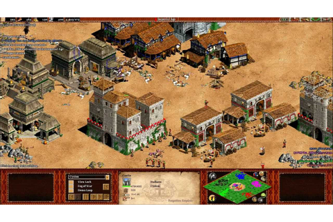 Age of Empires II: Forgotten Empires Preview: Italians ...