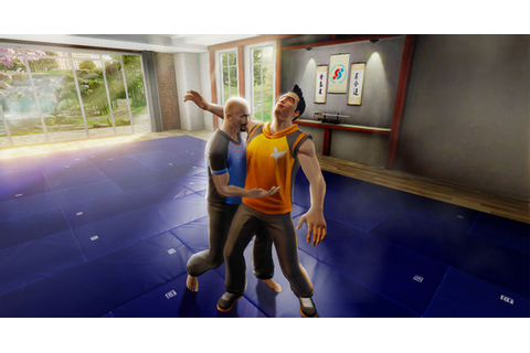 Self-Defense Training Camp coming to Kinect | Shacknews