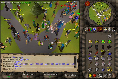 A return to classic PC game Runescape after 11 years ...