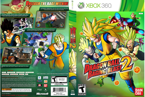 Trick Rahasia Dragon Ball Raging Blast 2 ~ Sepenggal ...