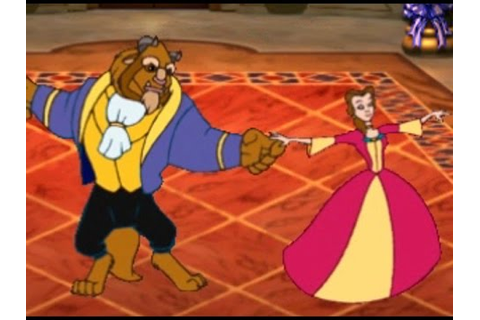 Disney's Beauty and the Beast Magical Ballroom : PC ...