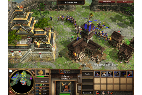 Blog Of Game: Age Of Empires III: The Asian Dynasties PC