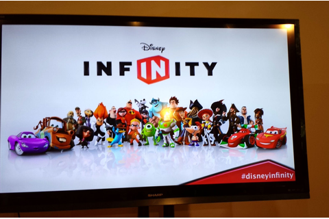Disney Infinity - Taking Video Games to the Next Level ...