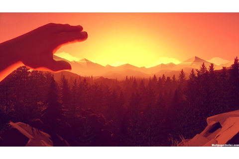 Firewatch Review - Gaming Respawn