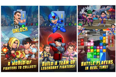 Puzzle Fighter tips: character list, unlocks and how to ...