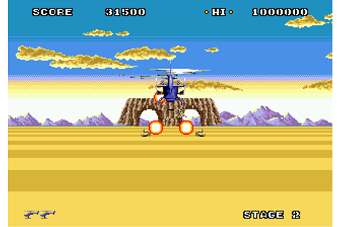 Download Super Thunder Blade (Genesis) - My Abandonware