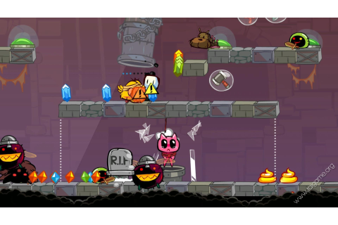 Poof vs The Cursed Kitty - Download Free Full Games ...