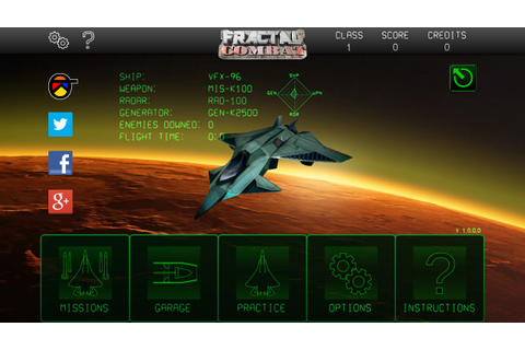 Fractal Combat – Games for Android – Free download. Fractal Combat ...