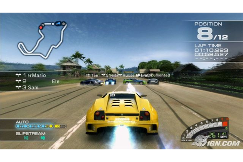 super games warehouse: Ridge Racer 7 (ps3)