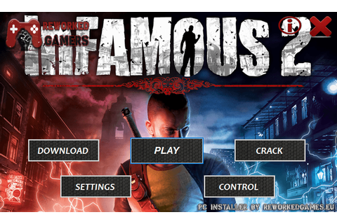 InFamous 2 PC Download Installer | Reworked Games