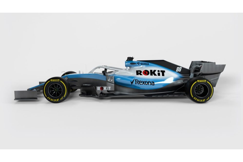 Williams' 2019 livery: All the angles of the F1 team's new ...