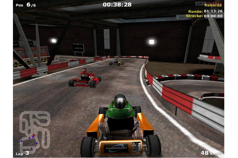 Michael Schumacher Racing World Kart 2002 - screenshots ...