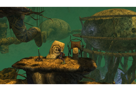 Review: Oddworld: New 'n' Tasty – PS Vita (8.5/10 ...