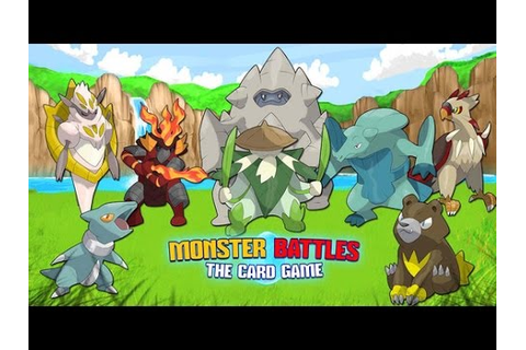 Monster Battles TCG | iOS Gameplay Video - YouTube