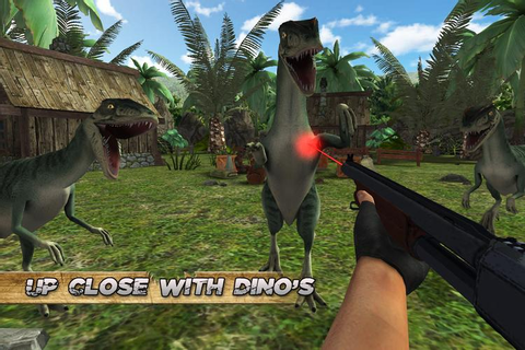 Jurassic Hunter: Primal Prey APK Download - Free Action ...