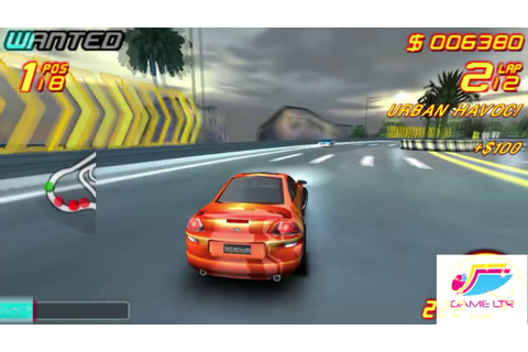 Asphalt Urban GT 2 Game │PSP Full Gameplay Asphalt Urban ...