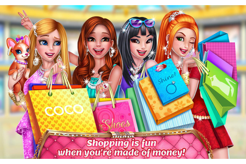 Rich Girl Mall - Shopping Game - Android Apps on Google Play