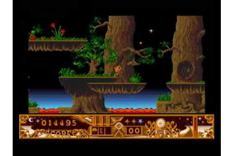 TwinWorld Land of Vision Classic Amiga (1989) - YouTube