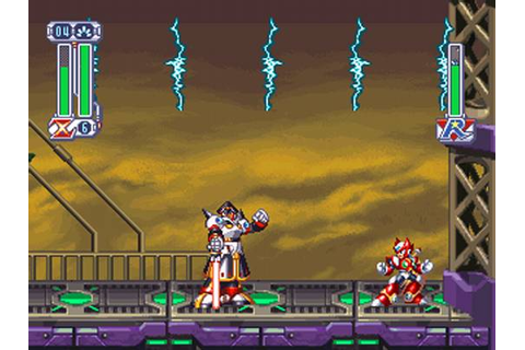 Mega Man X4 and Mega Man X5 coming to PS3 and Vita