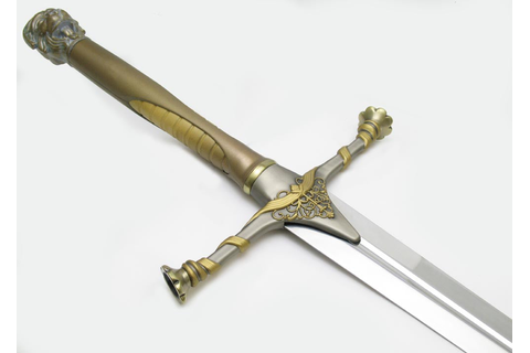 Jaime Lannister's Sword, Game of Thrones Officially ...