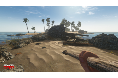 STRANDED DEEP | BEAM Team Games