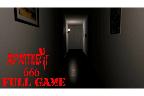 Apartment 666 2016 Walkthrough Gameplay Full Game - YouTube