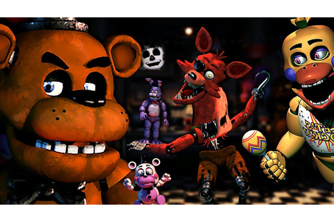 Five Nights at Freddy's: Ultimate Custom Night - Part 1 ...