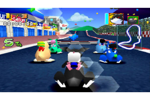 Bomberman Fantasy Race - Comprando a Black Louie - YouTube