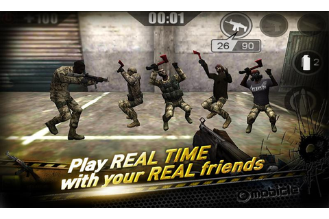 Special Force - Online FPS 1.2.3 APK Download - Android ...