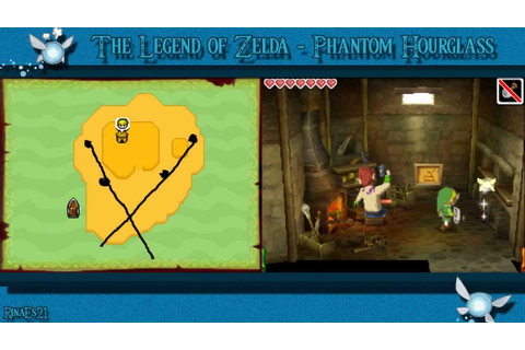 "Lets Play ""The Legend of Zelda - Phantom Hourglass"" #032 ..."