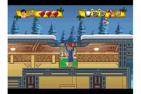 Game Boy Advance Longplay [183] The Polar Express - YouTube