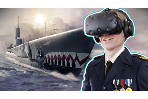 SUBMARINE WARFARE SIMULATOR IN VIRTUAL REALITY! | IronWolf ...