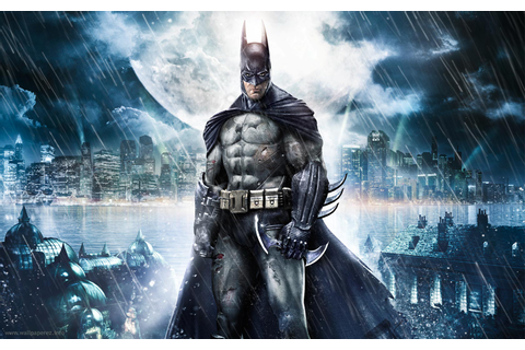 Batman: Arkham Asylum artwork