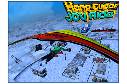 App Shopper: Hang Glider Joy Ride (Games)