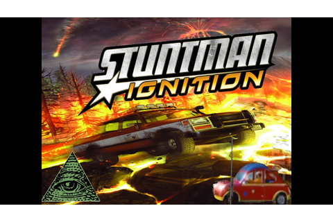 CrashdayGamer | Illuminati Mini Cooper | Stuntman Ignition ...