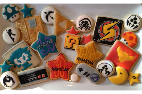 Cookie Cowgirl: Surprise birthday cookies... theme? Video ...