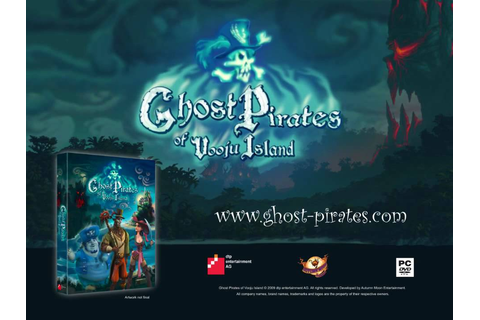 Ghost Pirates of Vooju Island - GamesCom 2009 Trailer ...