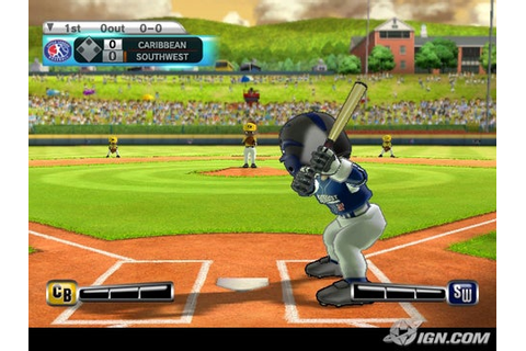 Little League World Series 2008 Review - IGN