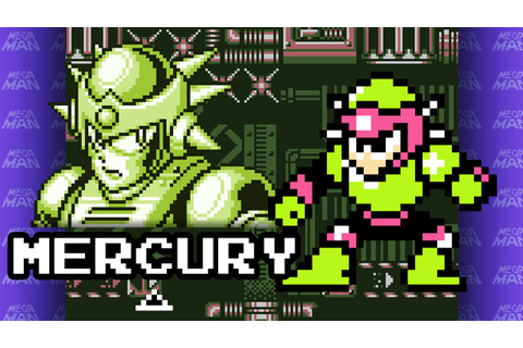 Mega Man V (Game Boy) - Mercury theme in 8-bit - YouTube