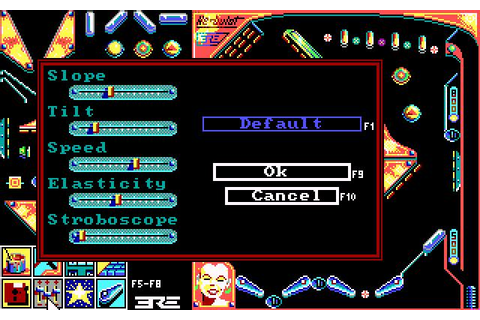 Macadam Bumper (a.k.a. Pinball Wizard) Download (1987 ...
