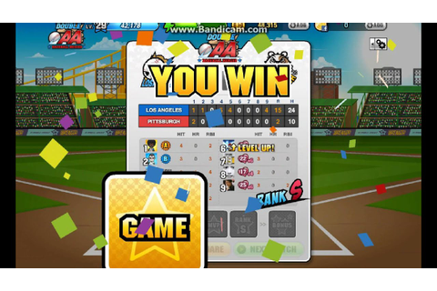 [Facebook Game] Baseball Heroes - YouTube
