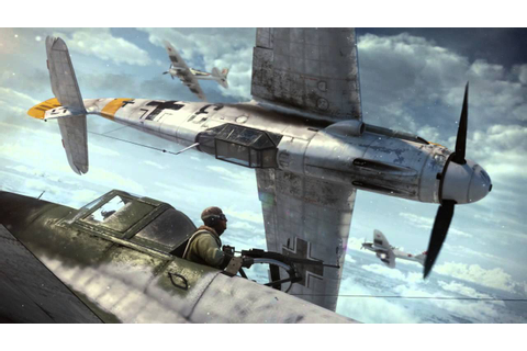 IL-2 Sturmovik: Battle of Stalingrad trailer - YouTube