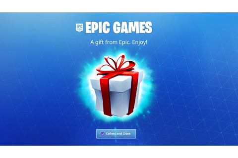 HOW TO GET A FREE GIFT IN FORTNITE! (What Do You Get ...