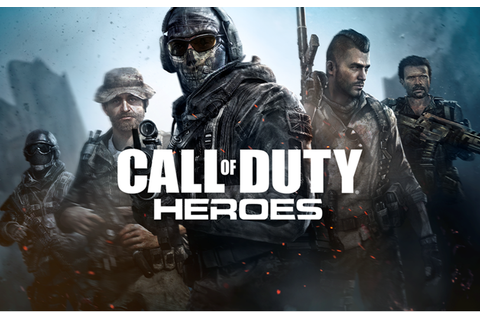Call of Duty: Heroes is Clash of Clans with Call of Duty ...
